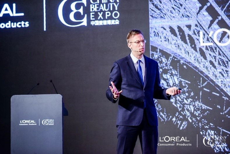 China Beauty Expo and L'Oreal Host Leader's Summit for